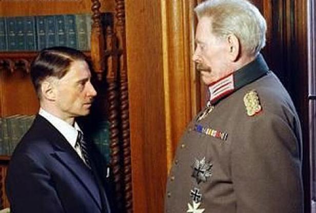 Hitler Aufstieg Des Bösen Schauspieler