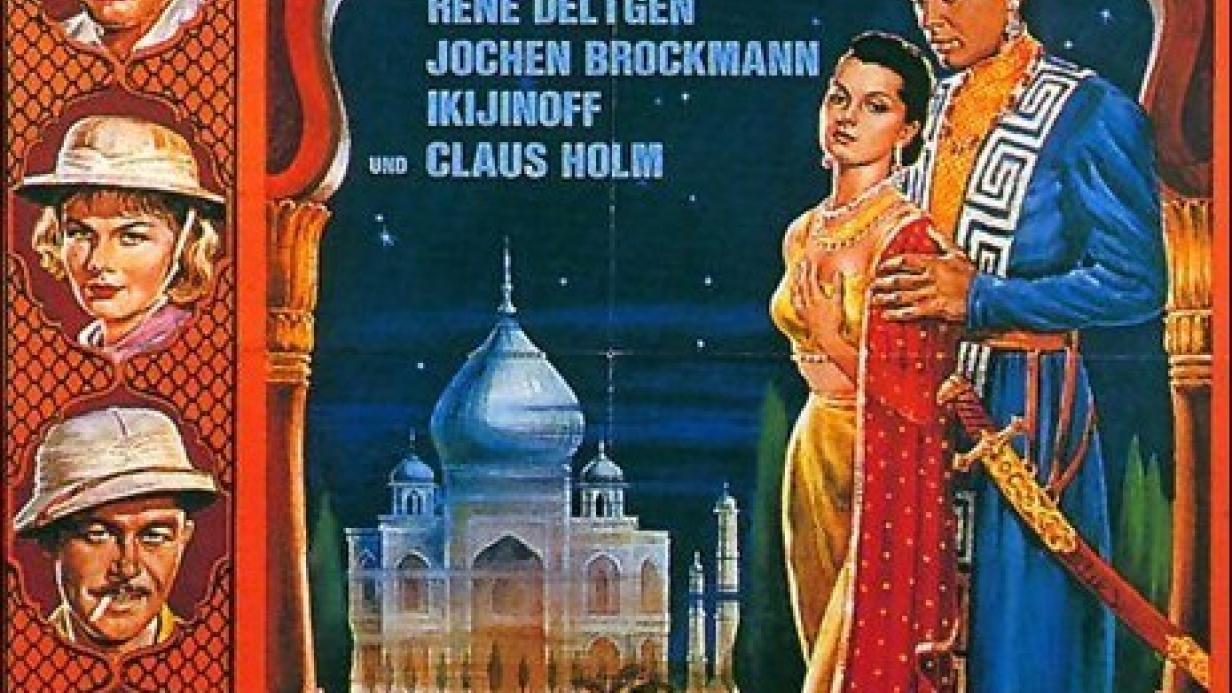 Das Indische Grabmal 1959 Film At