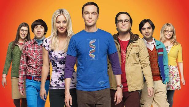 The Big Bang Theory endet nach der 12. Staffel