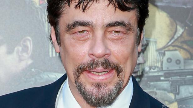 """Benicio del Toro soll die Hauptrolle in """"White Lies"""" spielen"""