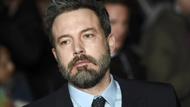 Ben Affleck arrives at the European Premiere of Live by Night at the British Film Institute in London