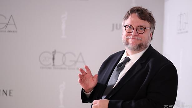 Del Toro nimmt sein nächstes Projekt in Angriff