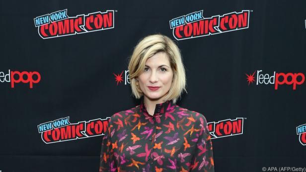 """Standing Ovations für erste weibliche """"Doctor Who""""-Heldin Whittaker"""