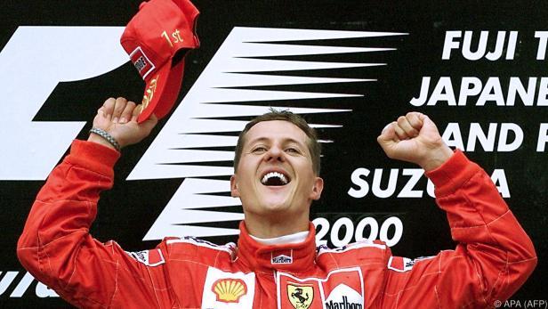 Formel-1-Legende Michael Schumacher