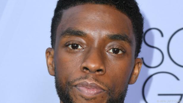 """Black Panther""-Star Chadwick Boseman"