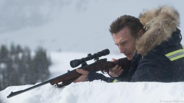 Liam Neeson als Racheengel