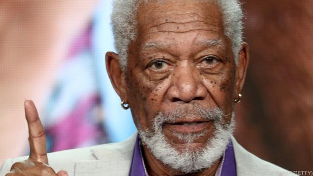 Freeman verkörperte im Film selbst schon Gott