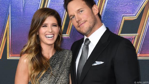 Als Verlobte lassen grüßen: Katherine Schwarzenegger und Chris Pratt