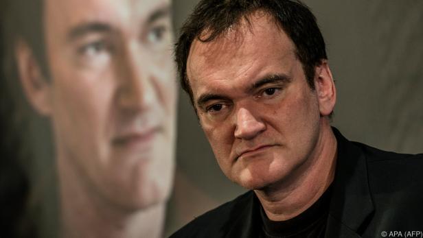 Quentin Tarantino stellte seinen neuen Film gerade noch fertig