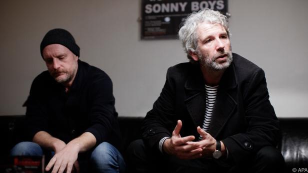 Grissemann und  Stermann spielten Ibiza-Video nach