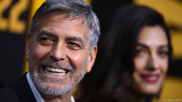 Clooney sprach über seinen schweren Unfall
