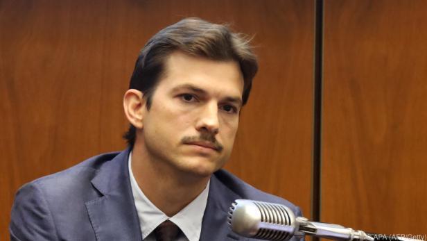 Ashton Kutcher als Zeuge vor Gericht