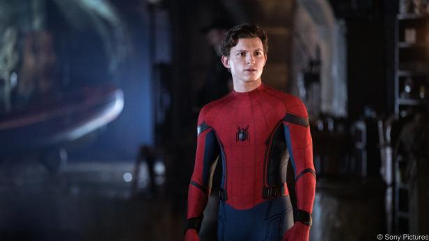 Tom Holland mausert sich immer mehr als neuer Spider-Man