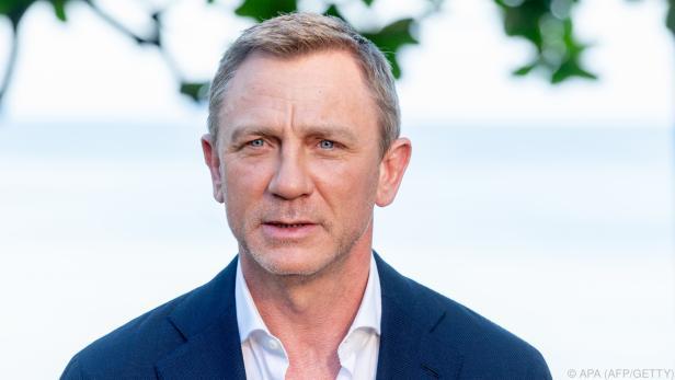 Mit dabei ist auch der Brite Daniel Craig