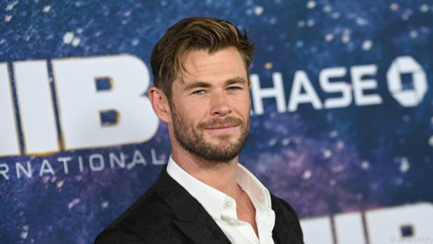 Mit dabei ist u.a. Chris Hemsworth