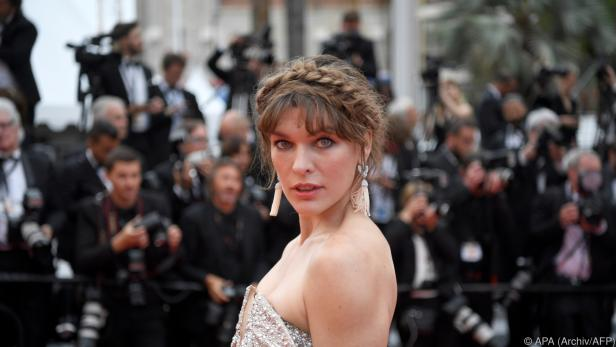 Milla Jovovich erwartet dritte Kind