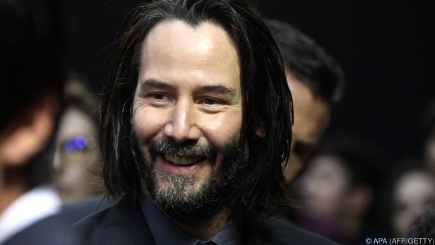 Keanu Reeves schlüpft zum vierten Mal in die Rolle von Neo