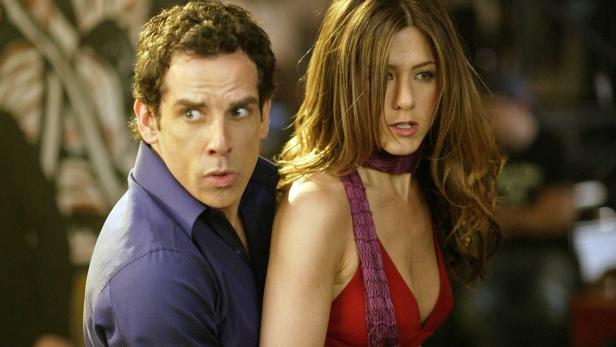 """Ben Stiller und Jennifer Aniston in """"Along Came Polly"""""""