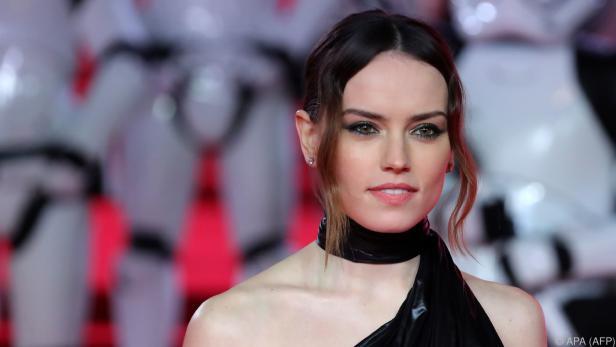 Jedi-Schülerin Daisy Ridley tritt wieder gegen das Imperium an