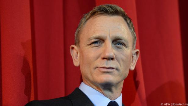Daniel Craig ist kein G'schichtldrucker