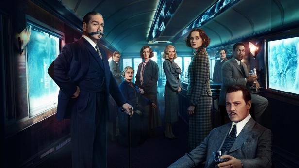 Mord im Orient-Express, 2017