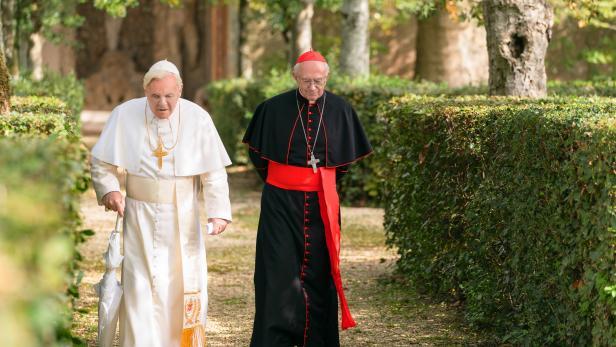 Filmkritik: Die zwei Päpste