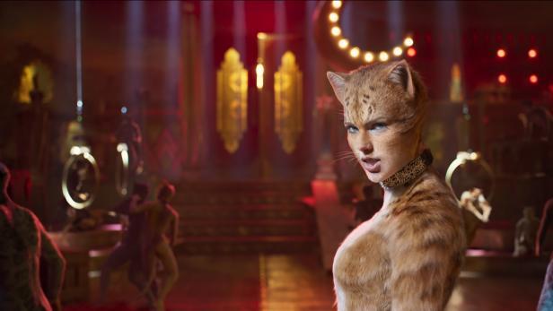 """Filmkritik: """"Cats"""""""