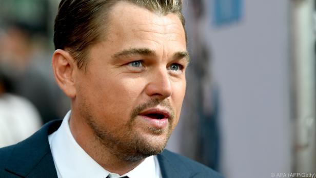 DiCaprio setzt sich für Klimaschutz ein