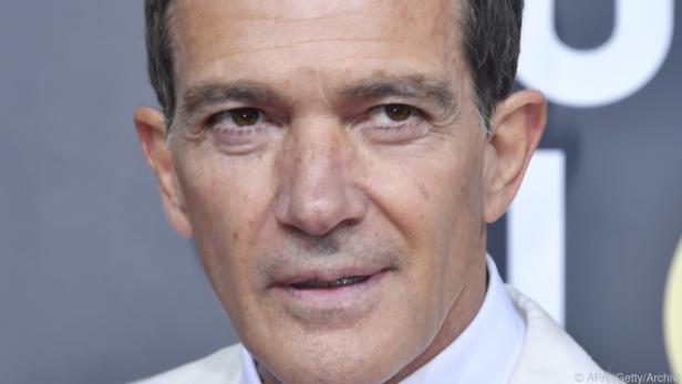 Antonio Banderas für Oscar nominiert