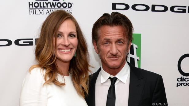 Julia Roberts und Sean Penn gemeinsam in TV-Serie