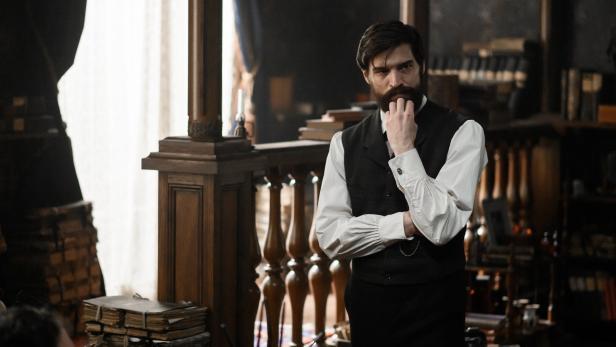 """Serien-Review: """"Freud"""", Netflix"""