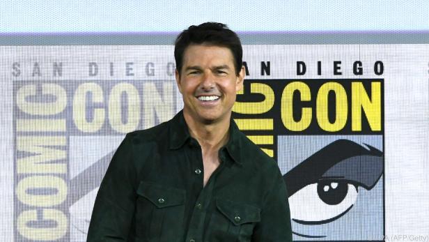 Tom Cruise will auf der ISS drehen