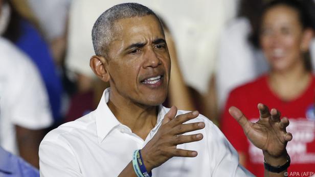 Für seine Zurückhaltung bekannter Obama überraschte mit klaren Worten