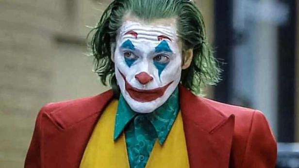"""Joaquin Phoenix ist der """"Joker"""""""