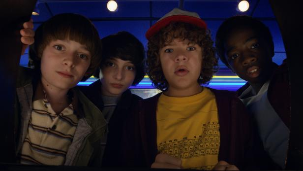 """Stranger Things"" bei Netflix"