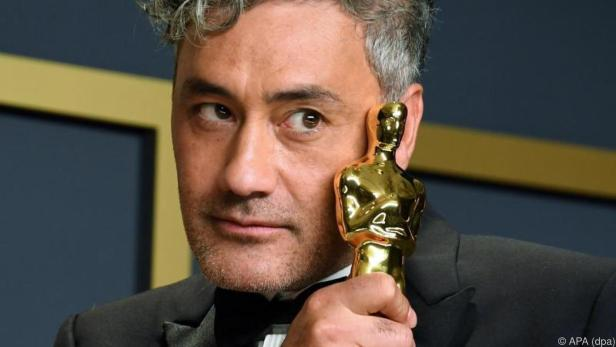 "Taika Waititi gewann einen Drehbuch-Oscar für ""Jojo Rabbit"""