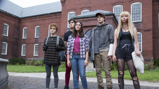Filmkritik: The New Mutants (2020)