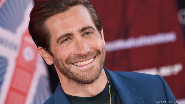 Jake Gyllenhaal spielt in neuem Netflix-Film