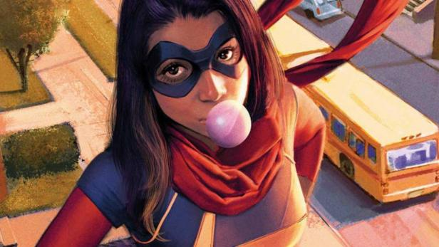 """Marvel-Superheldin """"Ms. Marvel"""" bekommt eigene TV-Serie"""