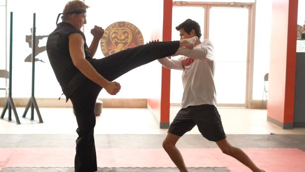 """Karate Kid""-Fortsetzung ""Cobra Kai"""