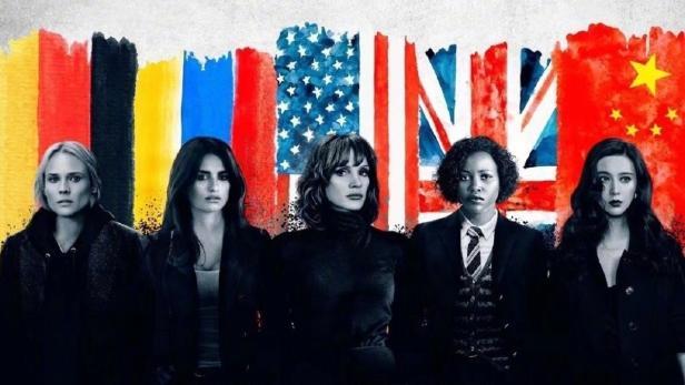 """Erster Trailer zum Agenten-Thriller """"The 355"""""""