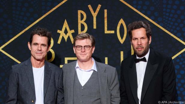 """Die Regisseure und Drehbuchautoren der Serie """"Babylon Berlin"""""""