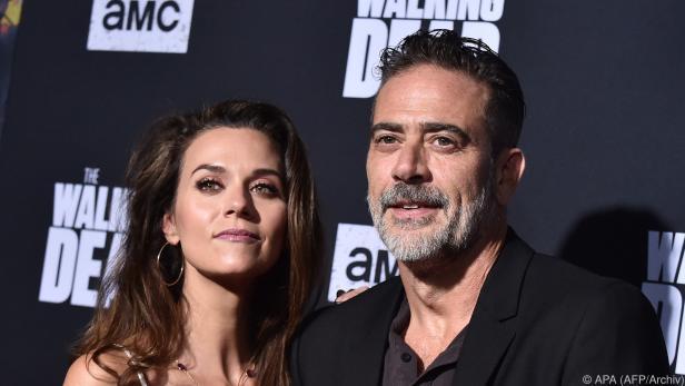 Burton soll neben ihrem Ehemann Jeffrey Dean Morgan auftreten
