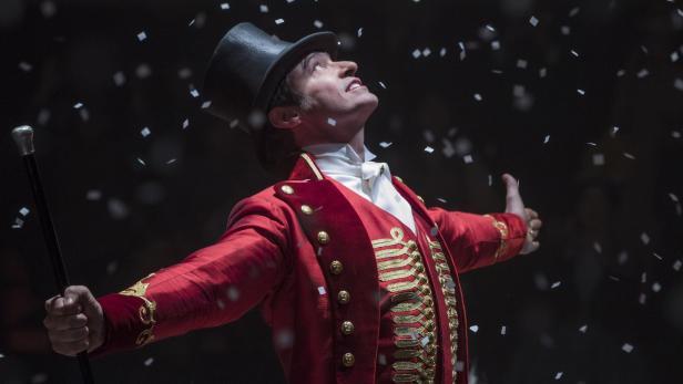 "Hugh Jackman in ""The Greatest Showman"""