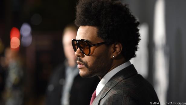 """The Weeknd ist """"überwältigt, geehrt und ekstatisch"""""""