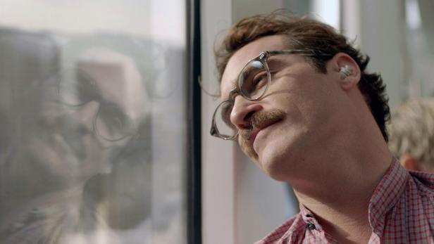 """Joaquin Phoenix in """"Her"""" (2013)"""