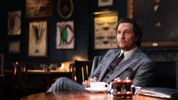 """Matthew McConaughey in """"The Gentlemen"""" (2020)"""