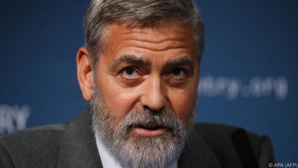 """Clooney hofft auf eine dritte """"Sexiest""""-Auszeichnung"""