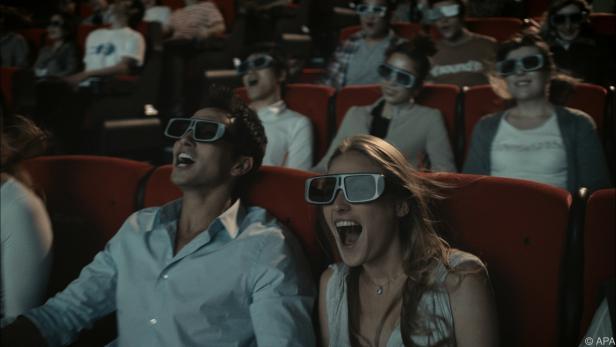 Die Zahl der Kinobesuche in Österreich stieg 2019 deutlich