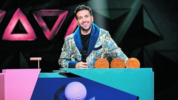 Wer stiehlt Elyas M'Barek die Show?